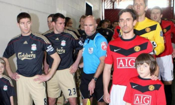 Gary Neville and Liverpool