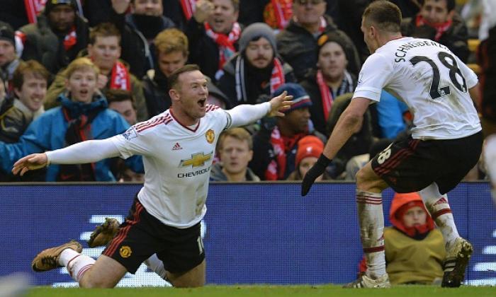 Wayne Rooney and Liverpool