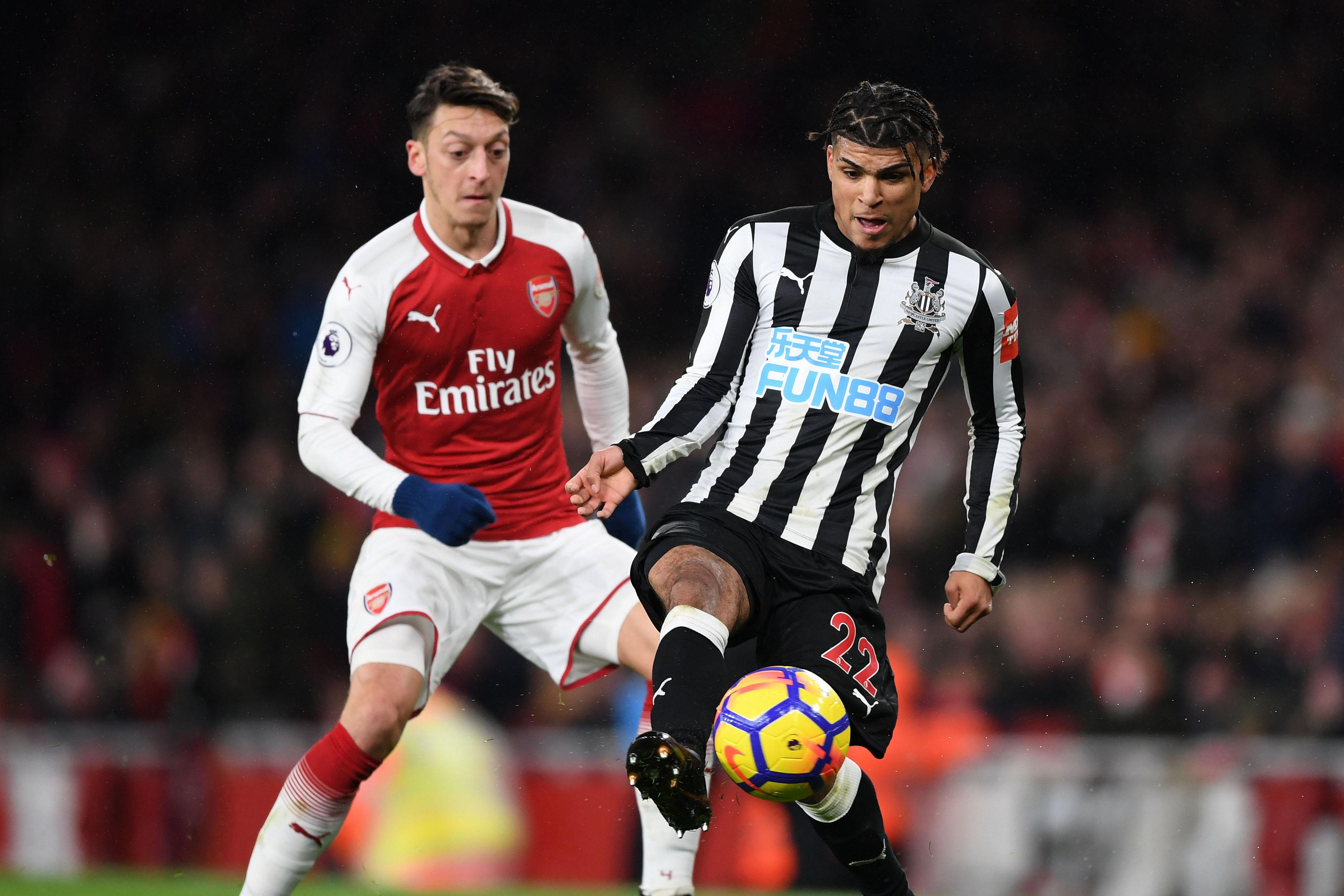Newcastle host Arsenal at 3pm on Saturday