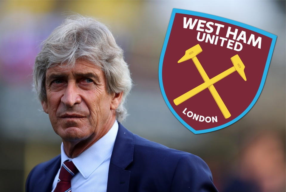 Pellegrini admitted he is not angry, but perhaps he should be