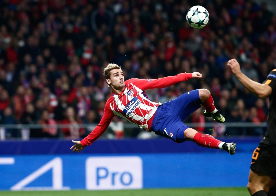 Griezmann was signed by Berta, and has become one of the best players in the world