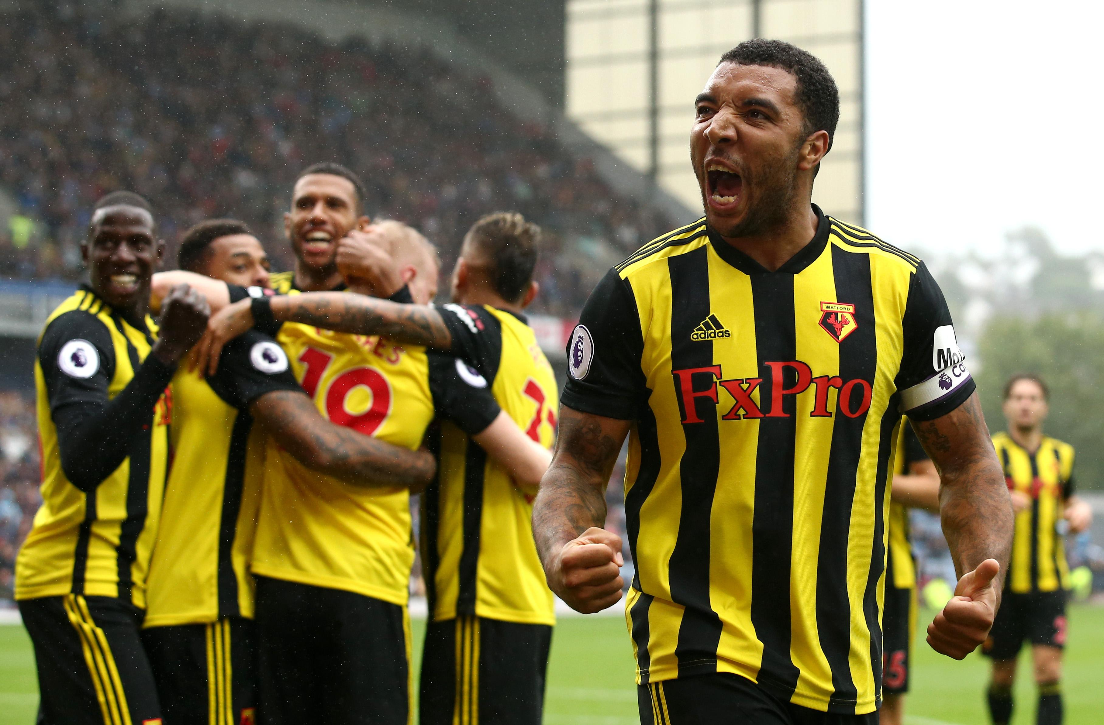 Watford have never before started a top flight campaign with four successive wins